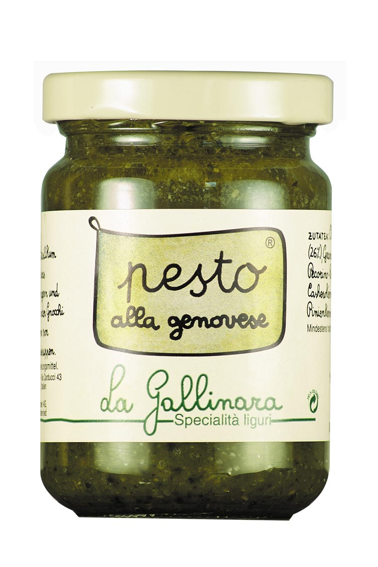 Pesto alla Genovese - Spiegel's Genusstreff