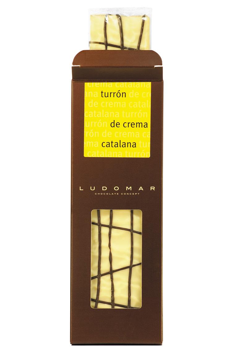 Turrón de Crema Catalana - Spiegel's Genusstreff