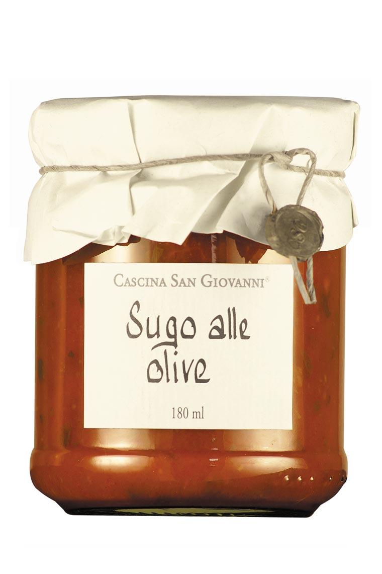 Sugo alle Olive - Spiegel's Genusstreff