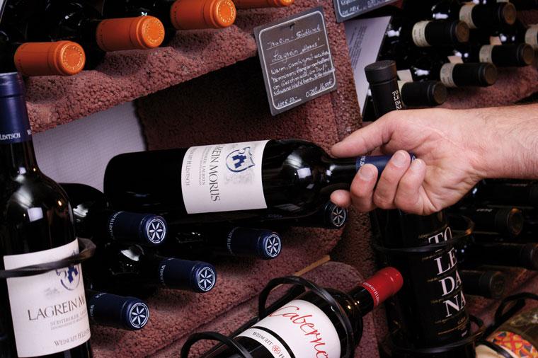 Weinhandlung Spiegel's Genusstreff in Kempten